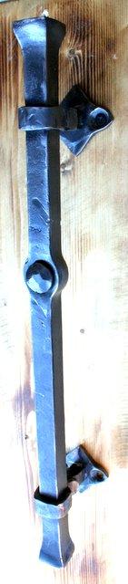 wrought-iron-door-handle-1